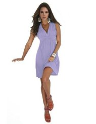 Charm Your Prince Women's Sleeveless Summer Sun Dress